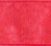 918-409 Hot Coral Sheer Organdy Ribbon