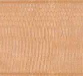 918-522 Toffee Sheer Organdy Ribbon