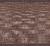918-622 Chocolate Sheer Organdy Ribbon