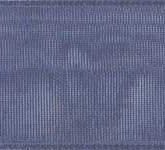 918-624 Navy Blue Sheer Organdy Ribbon