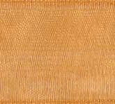 918-635 Old Gold Sheer Organdy Ribbon