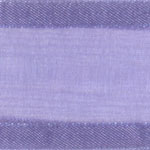 938-111 Periwinkle Sheer Delight Satin Edge Ribbon