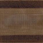 938-237 Brown Sheer Delight Satin Edge Ribbon