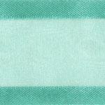 938-319 Tiara Blue Sheer Delight Satin Edge Ribbon