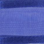 938-614 Royal Blue Sheer Delight Satin Edge Ribbon
