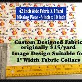 Agility Just Clean Fun Custom Fabric