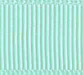 066-314 Aqua Solid Grosgrain Ribbon