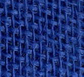 Royal Blue Wholesale Wired Burlap Ribbon