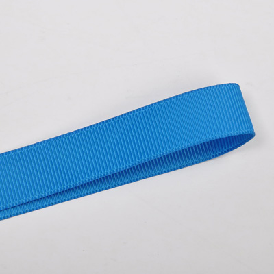 Wholesale Aegean Blue 327 Solid Grosgrain Ribbon