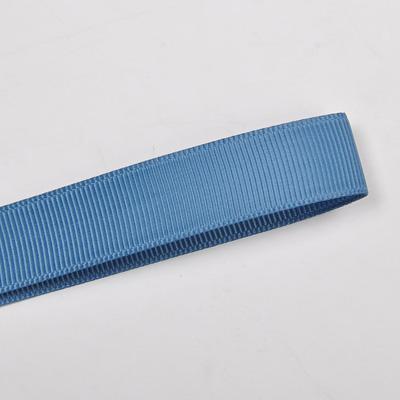 Wholesale Antique Blue 338 Solid Grosgrain Ribbon