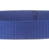 Cobalt Blue 1 Inch PolyPro Polypropylene Webbing