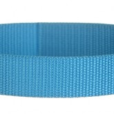 French Blue 1 Inch PolyPro Polypropylene Webbing