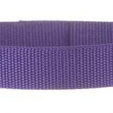 Royal Purple 1 Inch PolyPro Polypropylene Webbing