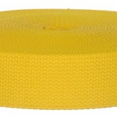4005M Yellow 1 1/2 Inch Webbing