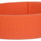 Orange 1 1/2 Inch Webbing